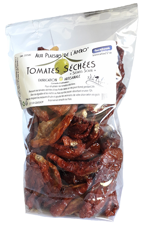 Tomates sechees 200g